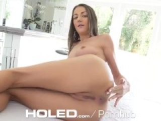 HOLED Trick Or Treat Anal Fuck On Halloween