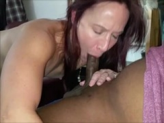 Hot MILF Girlfriend picks up BBC stranger at the beer store and fucks him