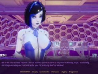 Subverse gameplay part 4 - 3D Hentai game by Studio FOW