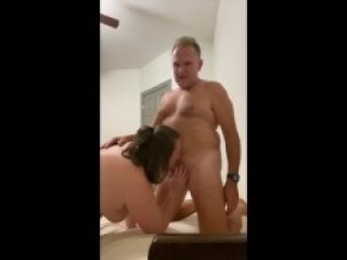 MARIE LEVINE: GETS FUCKED HARD BY GRANDPA PART 1