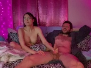 Gooned Out Pig Gets Jerked To Death - Cock Hero Games - 4 cumshots!!