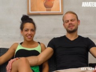 AmateurEuro - German Couple Fucks For the First Time In Front Of Camera