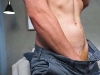 Big Cock Jock Chris White Cums With Other Guy Watching - StagCollective