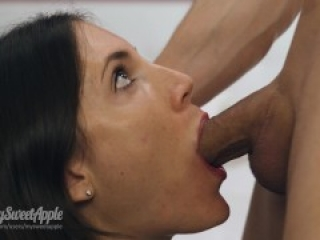 Extreme Throat Fucking Balls Deep - Sloppy Deepthroat and Facefucking by mysweetapple