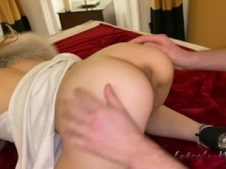 My Stepbrother & I Destroy A Teen With Our Huge Cocks While My Friend Filmed It On His iPhone