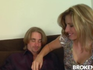 BrokenMILF - Hot MILF Cory Chase Loves It Up The Ass