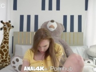 ANAL4K Lucky Step Dad Cums Multiple Times Inside Asshole On Fathers Day