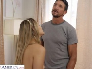 Gizelle Blanco Get's Her Way And Fucks Her Friends Dad
