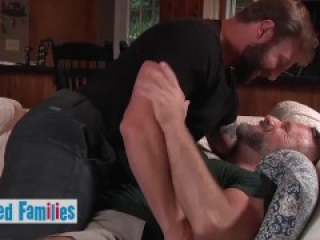 Twisted Families - Two Horny Male Studs Colby Jansen And Dirk Caber Have A Special Time Together