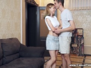 Casual Teen Sex - Sheeloves - Teen angel fuck like sex devil