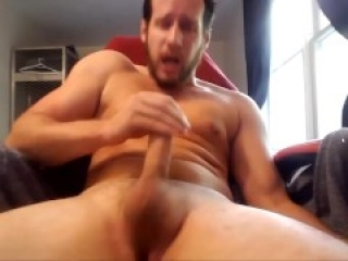 STUNNING perfect straight shy male becomes cumslut for chat