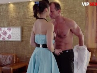 PinUpSex - Suzy Bell Big Tits Classy Hungarian Babe Intense Fuck With Her Daddy - VIPSEXVAULT